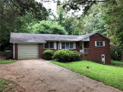 Single Family Home For Sale: 100 Mountain Laurel Lane