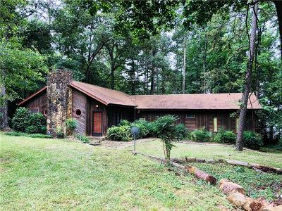 Anderson County, Oconee County, Pickens County Single Family Home For Sale: 1021 Clearwater Shores Road