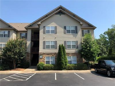 Anderson County, Oconee County, Pickens County Condo For Sale: 433 Harts Cove Way