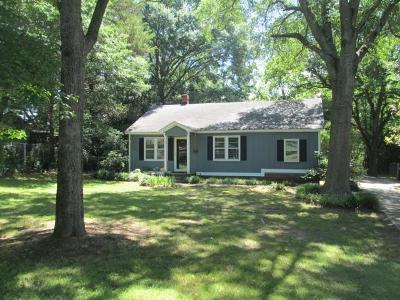 Single Family Home For Sale: 1622 E Calhoun Street