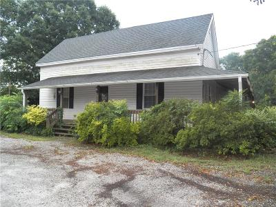 Townville Single Family Home For Sale: 4128 Pine Grove Road