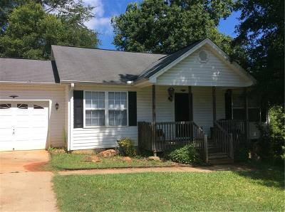 Belton Single Family Home For Sale: 107 Berry Court