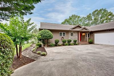 Oconee County, Pickens County Single Family Home For Sale: 206 Sunset Ridge Drive