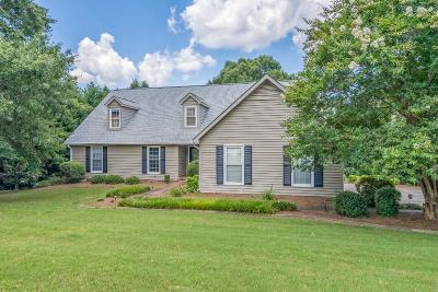 Cobb's Glen Single Family Home For Sale: 2417 Warriors Path