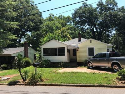 Single Family Home For Sale: 405 Caughlin Avenue