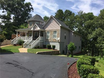 Anderson County Single Family Home For Sale: 595 Seminole Point