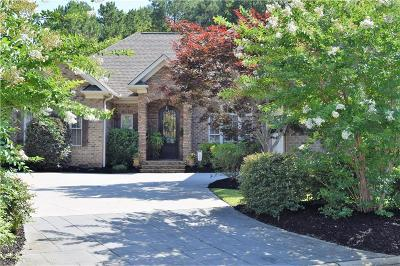 Anderson Single Family Home Contract-Take Back-Ups: 134 Buckland Drive