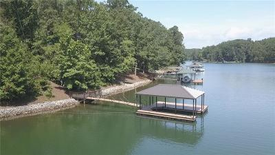 Six Mile Residential Lots & Land Contract-Take Back-Ups: 104 Corbin Ct Lot 56 Highlands At Lake Keowee