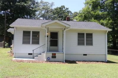 Single Family Home For Sale: 78 Harris Street