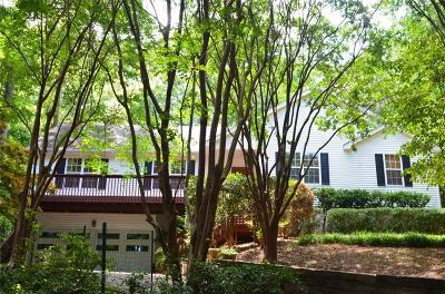 Seneca Single Family Home For Sale: 1612 S Arlington Drive