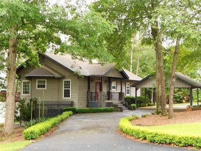 Westminster Single Family Home Contract-Take Back-Ups: 505 Lake View Drive