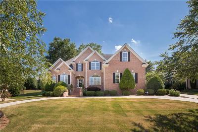 Single Family Home For Sale: 109 Walnut Creek Way