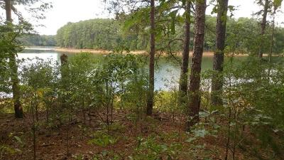 Oconee County, Pickens County, Anderson County Residential Lots & Land For Sale: 1001 North Shore Drive
