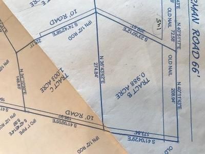 Westminister, Westminster, Westminter Residential Lots & Land For Sale: 00 W. Spearman Road