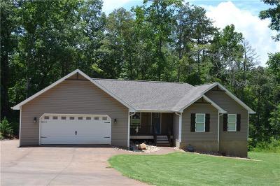 Seneca Single Family Home For Sale: 332 W Capewood Avenue