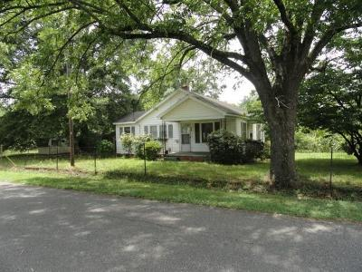 Single Family Home For Sale: 501 Manley Drive
