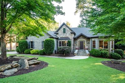 Greenville County Single Family Home Contract-Right of Refusal: 114 Walnut Creek Way