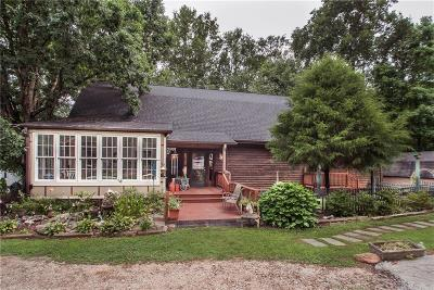 Single Family Home For Sale: 2828 Brushy Creek Road