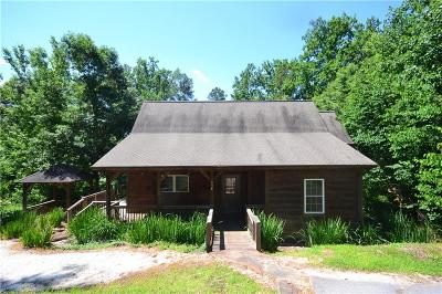 Anderson County, Oconee County, Pickens County Single Family Home For Sale: 578 Rock Creek Bay Drive