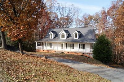 Anderson County, Oconee County, Pickens County Single Family Home For Sale: 2146 Deloach Drive
