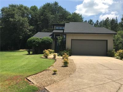 Liberty Single Family Home For Sale: 559 Stewart Gin Road
