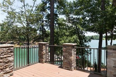 Oconee County, Pickens County Townhouse For Sale: 323 Blue Water Way