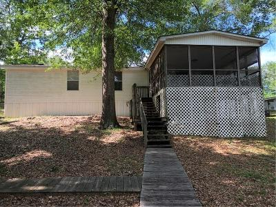 Mobile Home For Sale: 292 Stokes Hollow Road