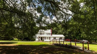 Greenville County Single Family Home For Sale: 109 Mill Creek Road