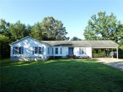 Anderson County, Oconee County, Pickens County Single Family Home For Sale: 240 Madison Shores Drive