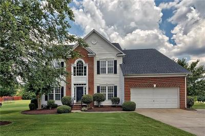 Greenville County Single Family Home For Sale: 213 Ridge Bay Court