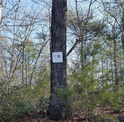 Travelers Rest Residential Lots & Land For Sale: 308 Mountain Summit Road