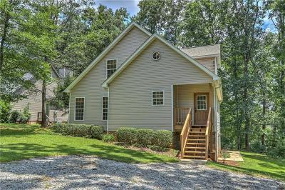 Hart County Single Family Home For Sale: 330 Dixie Creek Road