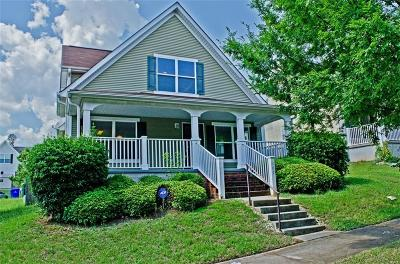 Greenville County Single Family Home Contract-Take Back-Ups: 107 Asteria Street