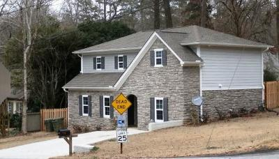 Clemson Single Family Home Contract-Take Back-Ups: 98 Poole Lane
