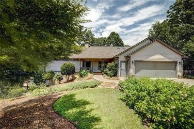 Oconee County, Pickens County Single Family Home For Sale: 138 E Waterford Drive