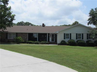 Anderson Single Family Home For Sale: 315 Five Forks Road