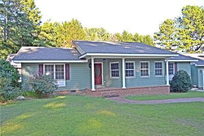 Cross Creek Plan Single Family Home For Sale: 2635 Dog Leg Lane