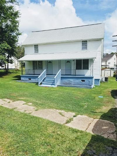 Pelzer Single Family Home For Sale: 1 Smith Street