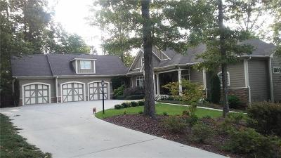 Seneca, Seneca/west Union Single Family Home Contract-Take Back-Ups: 119 Southwind Bay Drive