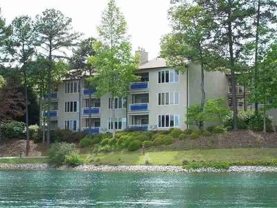 Keowee Key Condo For Sale: 509 Tall Ship Drive