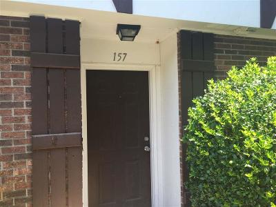Clemson Townhouse For Sale: 1108 Tiger Boulevard