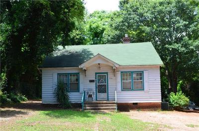 Anderson Single Family Home For Sale: 710 Osborne Avenue