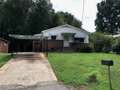 Easley Single Family Home For Sale: 261 Hasting Circle