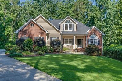 Single Family Home For Sale: 313 Lake Winds Court