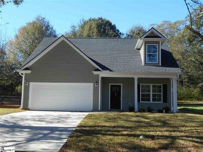 Easley Single Family Home For Sale: 409 Grant Street
