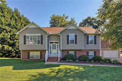 Anderson Single Family Home For Sale: 1201 Wellwood Drive