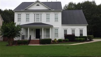 Easley Single Family Home For Sale: 137 Armistead Lane