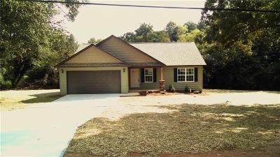 Belton Single Family Home For Sale: 206 Miller Road