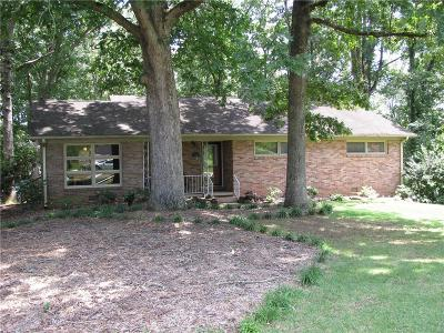 Clemson Single Family Home For Sale: 207 Mulberry Avenue