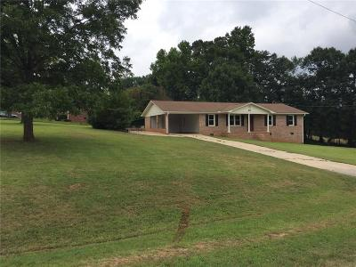 Piedmont Single Family Home For Sale: 211 Bentwood Drive